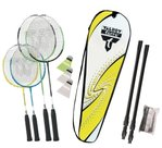 Schildkrot™-Fun-Sports-Badminton-set-Attacker-4-speler