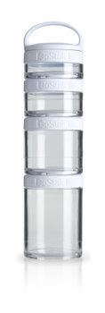 BlenderBottle™ GOSTAK Wit - Starter 4Pak opbergbakjes - 40ml/60ml/100ml/150ml