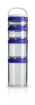 BlenderBottle™ GOSTAK Paars - Starter 4Pak opbergbakjes - 40ml/60ml/100ml/150ml