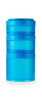 BlenderBottle™ EXPANSION PAK Aqua - 3 Opbergbakjes voor Pro Stak - Full Colour - 100ml/150ml/250ml