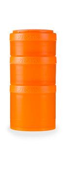BlenderBottle™ EXPANSION PAK Oranje - 3 Opbergbakjes voor Pro Stak - Full Colour - 100ml/150ml/250ml
