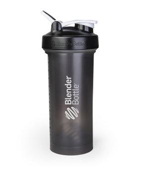 BlenderBottle™ PRO45 Zwart met witte opdruk en oog - Eiwitshaker/Bidon - 1,3 Liter