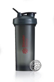BlenderBottle™ PRO45 Zwart met rode opdruk en oog - Eiwitshaker/Bidon - 1,3 Liter