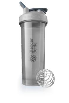 BlenderBottle™ PRO32  Grijs Tritan met oog - Eiwitshaker / Bidon / Shakebeker - 940 ml