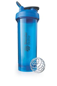 BlenderBottle™ PRO32  Cyaan Tritan met oog - Eiwitshaker / Bidon / Shakebeker - 940 ml