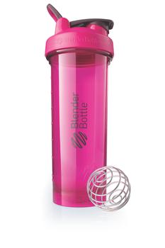 BlenderBottle™ PRO32  Roze Tritan met oog - Eiwitshaker / Bidon / Shakebeker - 940 ml