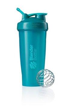 BlenderBottle™ CLASSIC Big Azuurblauw/Teal FC met oog - Eiwitshaker / Bidon  - 820 ml