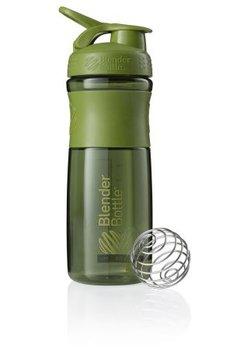 BlenderBottle™ SPORTMIXER Big Mosgroen met oog - Eiwitshaker / Bidon  - 820 ml