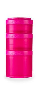 BlenderBottle™ EXPANSION PAK Fashion Roze - 3 Opbergbakjes voor Pro Stak - Full Colour - 100ml/150ml/250ml