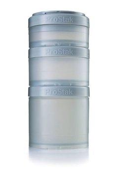 BlenderBottle™ EXPANSION PAK Grijs - 3 Opbergbakjes voor Pro Stak - Full Colour - 100ml/150ml/250ml