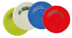 Schildkrot™ Fun Sports - Aerobie - Jelly Squidgie Disc - Flexibele frisbee - Diameter 20cm