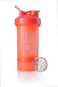 BlenderBottle™ PROSTAK Koraalrood FC - Eiwitshaker / Bidon  - 650 ml