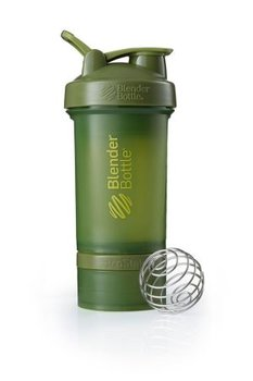 BlenderBottle™ PROSTAK Mosgroen FC - Eiwitshaker / Bidon  - 650 ml
