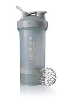 BlenderBottle™ PROSTAK Grijs FC - Eiwitshaker / Bidon  - 650 ml