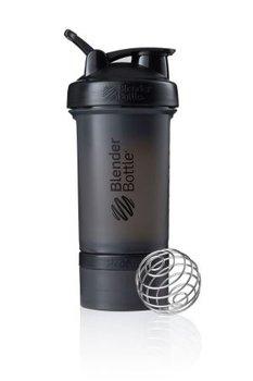 BlenderBottle™ PROSTAK Fashion Zwart FC - Eiwitshaker / Bidon  - 650 ml