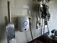 Airganix™ WallCloud. Schone lucht op kantoor, kinderkamer, bijkeuken, keuken…