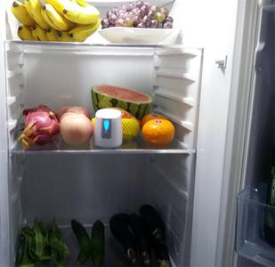 Airganix™ Cool Cloud. Langer je eten vers in de koelkast.