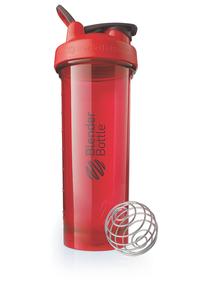 BlenderBottle™ PRO32  Rood Tritan met oog - Eiwitshaker / Bidon / Shakebeker - 940 ml