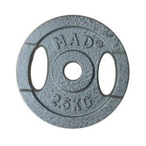 FitnessMAD™ - 2.5 KG Plate, 25.4m