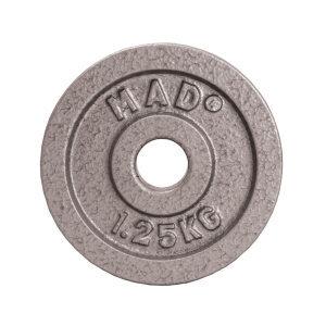FitnessMAD™ - 1.25 KG Plate, 25.4mm