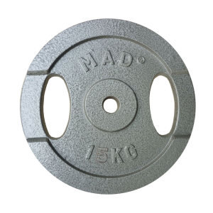FitnessMAD™ - 15 KG Plate 25.4mm