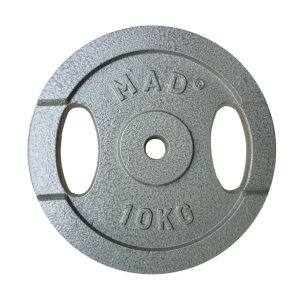FitnessMAD™ - 10 KG Plate, 25.4mm