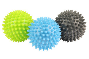 FitnessMAD™ - Spikey Massage Ball Set of 3