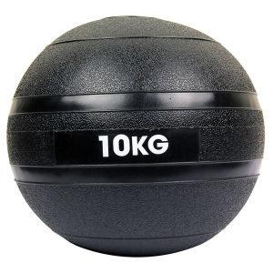 FitnessMAD™ - Slambal - 10 Kg - Zwart