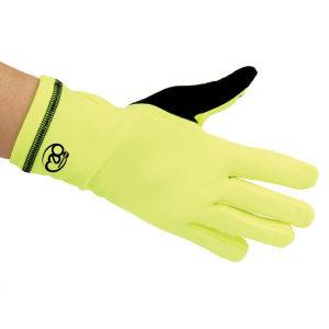 FitnessMAD™ - Hardloophandschoen  - Paar - Large - Geel/Zwart