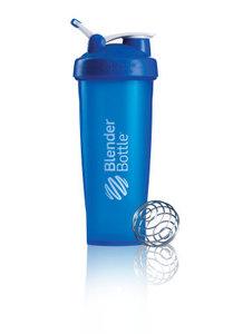 BlenderBottle™ CLASSIC Extra Big Blauw FC met oog - Eiwitshaker / Bidon  - 940 ml
