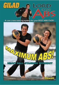 Gilad's Lord of the Abs Series Maximum Abs