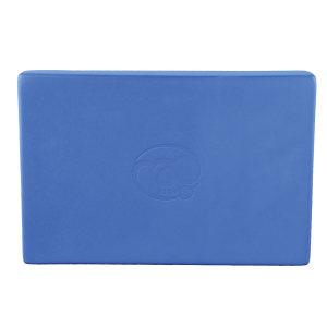 FitnessMAD™ - Full Yoga Block Blue