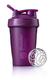 BlenderBottle™ CLASSIC Small Paarsblauw/Plum FC met oog - Eiwitshaker / Bidon  - 590 ml