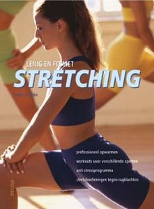 BOEK - Lenig en fit met stretching