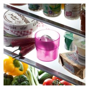 Zielonka Geurkiller Koelkast - beker acryl roze