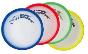 Schildkrot™ Fun Sports - Aerobie -  Superdisc Frisbee (25 cm)