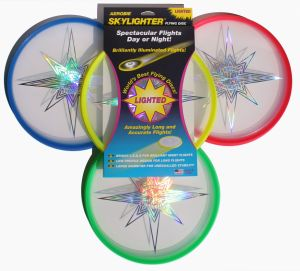 Schildkrot™ Fun Sports - Aerobie  - Skylighter Frisbee